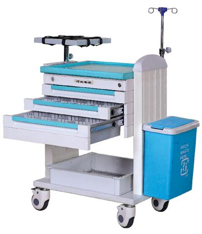 Столик анестезиологический f-2 n